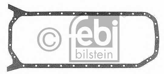Прокладка, масляный поддон FEBI BILSTEIN 12319 - изображение
