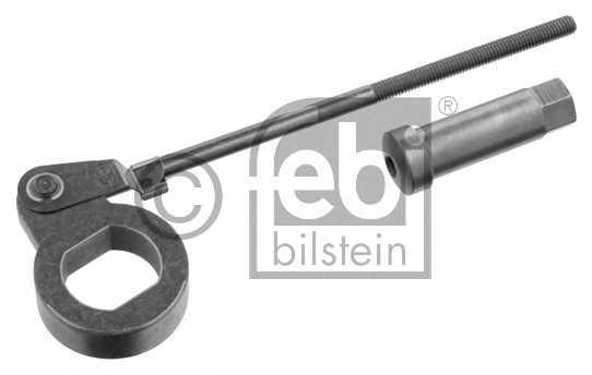 Натяжная планка поликлинового ремня FEBI BILSTEIN 12515 - изображение