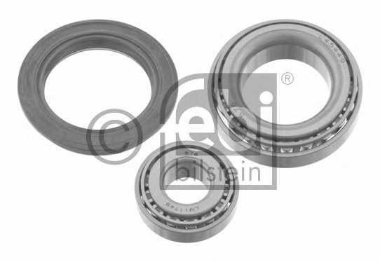 Комплект подшипника ступицы колеса FEBI BILSTEIN 12934 - изображение