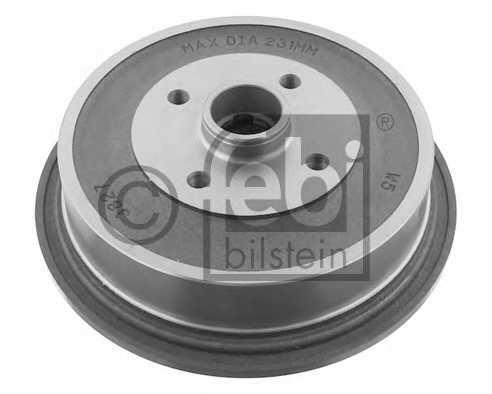 Тормозной барабан FEBI BILSTEIN 14059 - изображение