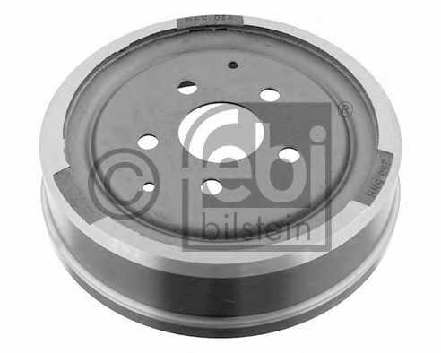 Тормозной барабан FEBI BILSTEIN 14062 - изображение