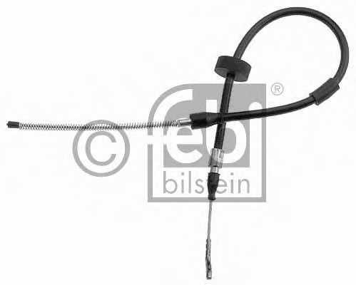 Трос стояночной тормозной системы FEBI BILSTEIN 14102 - изображение