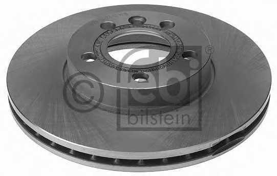 Тормозной диск FEBI BILSTEIN 14160 - изображение