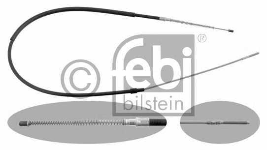 Трос стояночной тормозной системы FEBI BILSTEIN 14210 - изображение