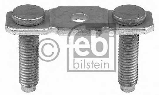Стопорная пластина, несущие / нап FEBI BILSTEIN 14260 - изображение