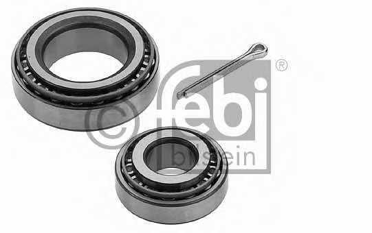 Комплект подшипника ступицы колеса FEBI BILSTEIN 14498 - изображение