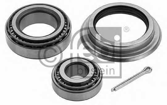 Комплект подшипника ступицы колеса FEBI BILSTEIN 14499 - изображение