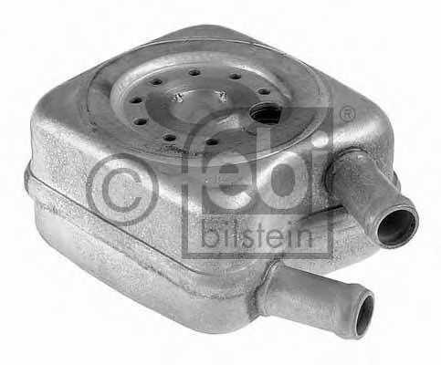 Масляный радиатор масла двигателя FEBI BILSTEIN 14560 - изображение