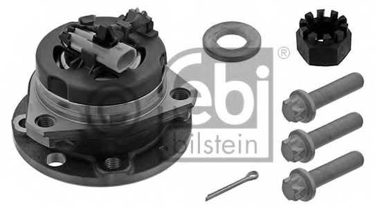 Комплект подшипника ступицы колеса FEBI BILSTEIN 14615 - изображение
