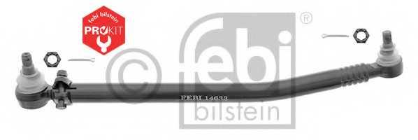 Продольная рулевая тяга FEBI BILSTEIN 14633 - изображение