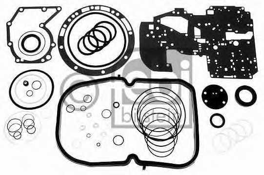 Комплект прокладок, автоматическая коробка FEBI BILSTEIN 14688 - изображение
