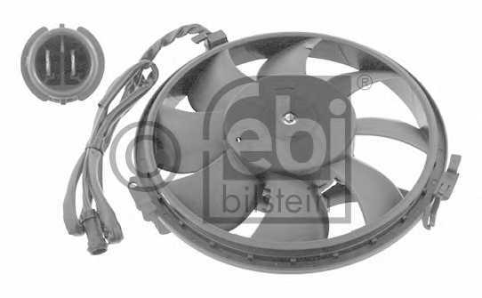 Вентилятор охлаждения двигателя FEBI BILSTEIN 14746 - изображение