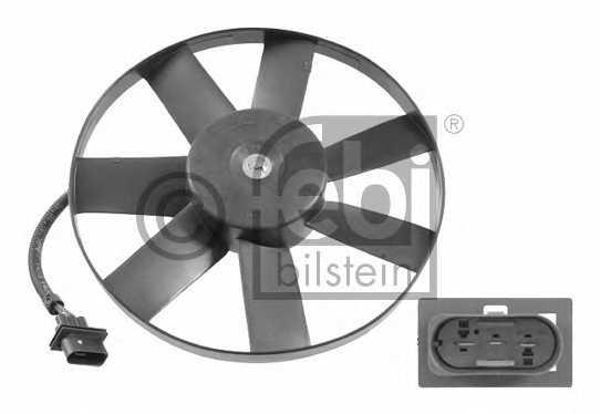 Вентилятор охлаждения двигателя FEBI BILSTEIN 14748 - изображение