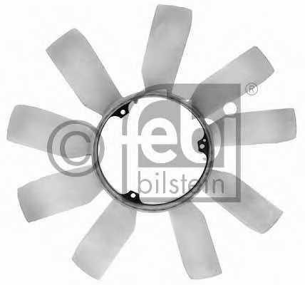 Крыльчатка вентилятора охлаждения двигателя FEBI BILSTEIN 15261 - изображение