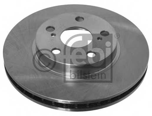 Тормозной диск FEBI BILSTEIN 15295 - изображение