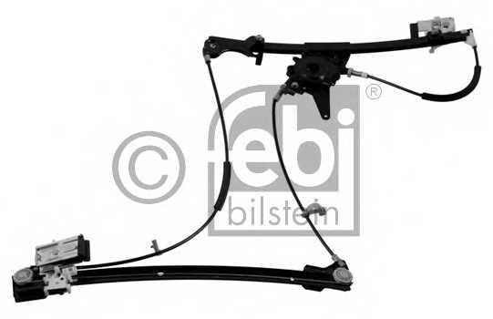 Подъемное устройство для окон FEBI BILSTEIN 15376 - изображение