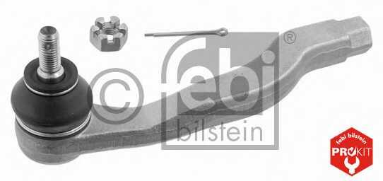 Наконечник поперечной рулевой тяги FEBI BILSTEIN 15541 - изображение