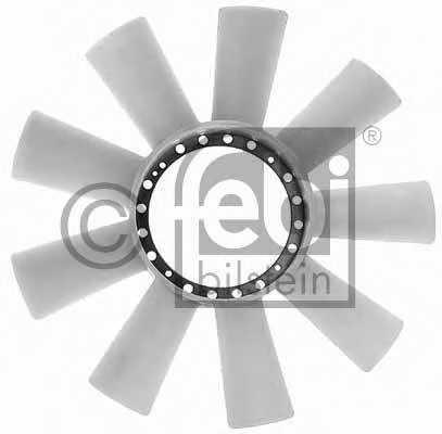 Крыльчатка вентилятора охлаждения двигателя FEBI BILSTEIN 15876 - изображение