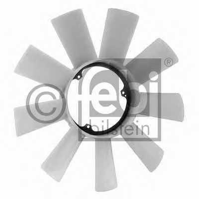 Крыльчатка вентилятора охлаждения двигателя FEBI BILSTEIN 15879 - изображение