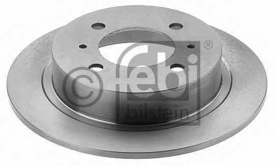 Тормозной диск FEBI BILSTEIN 15893 - изображение