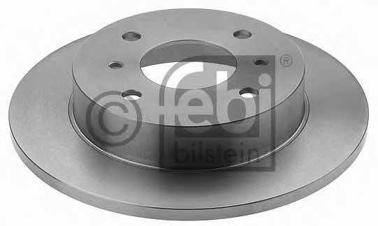 Тормозной диск FEBI BILSTEIN 15895 - изображение