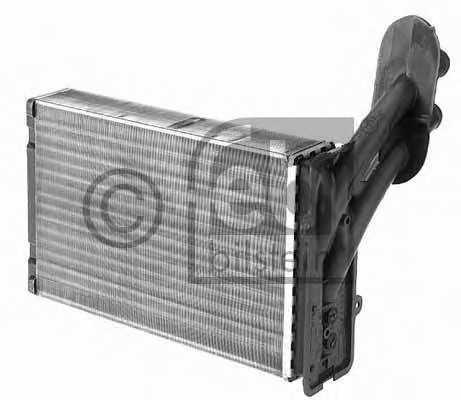 Радиатор отопления салона FEBI BILSTEIN 15904 - изображение