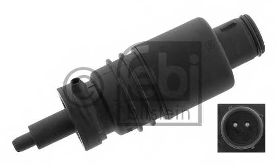 Водяной насос стеклоочистителя FEBI BILSTEIN 17010 - изображение