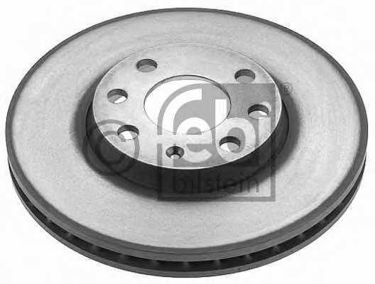 Тормозной диск FEBI BILSTEIN 17210 - изображение