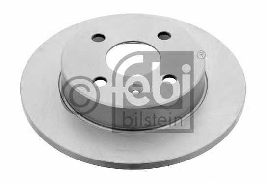Тормозной диск FEBI BILSTEIN 17212 - изображение