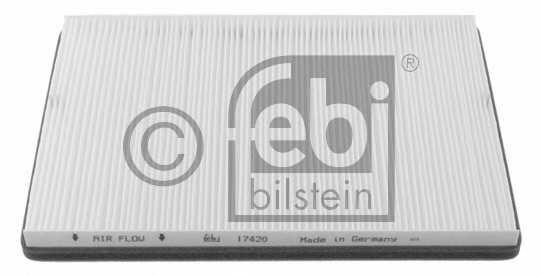 Фильтр салонный FEBI BILSTEIN 17420 - изображение