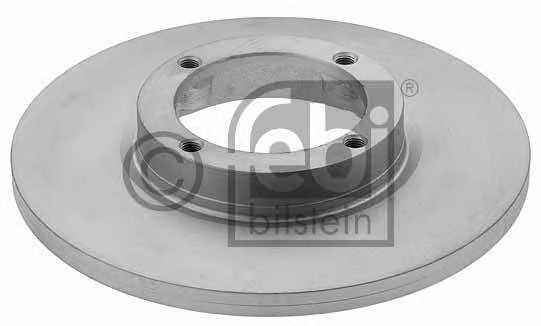 Тормозной диск FEBI BILSTEIN 17509 - изображение