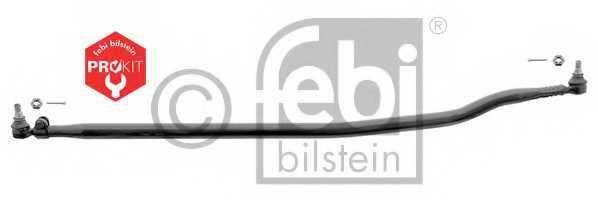 Продольная рулевая тяга FEBI BILSTEIN 17577 - изображение