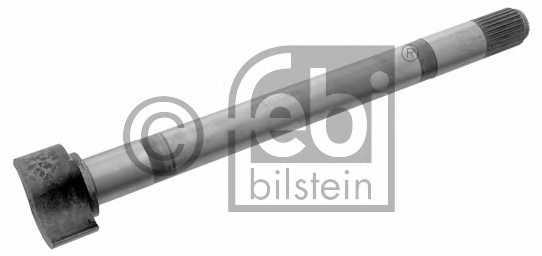 Тормозной вал, барабанный тормозной механизм FEBI BILSTEIN 17608 - изображение