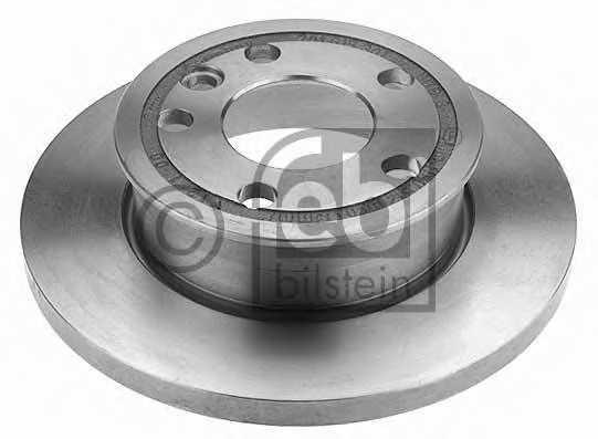 Тормозной диск FEBI BILSTEIN 17826 - изображение