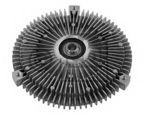 Сцепление вентилятора радиатора FEBI BILSTEIN 17846 - изображение