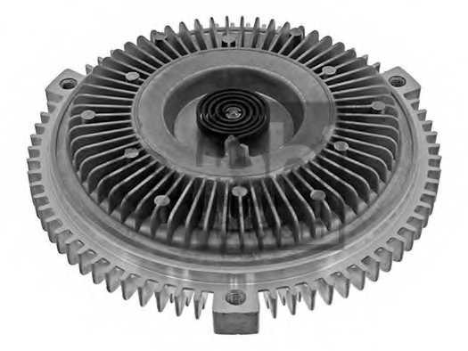 Сцепление вентилятора радиатора FEBI BILSTEIN 17848 - изображение