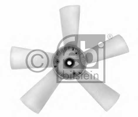 Крыльчатка вентилятора охлаждения двигателя FEBI BILSTEIN 17851 - изображение