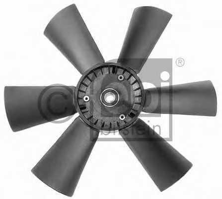 Крыльчатка вентилятора охлаждения двигателя FEBI BILSTEIN 17852 - изображение