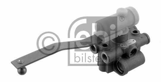 Клапан ограничения давления, пневматическая система FEBI BILSTEIN 17872 - изображение