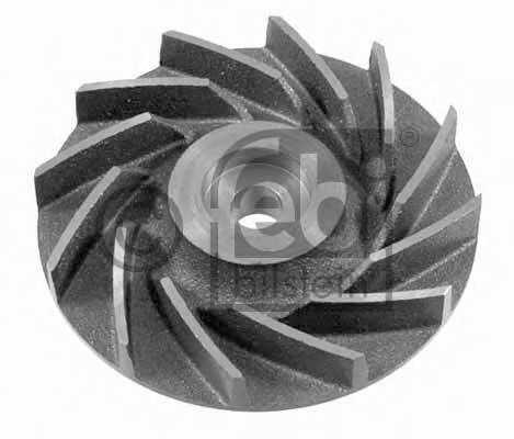 Крыльчатка, водяной насос FEBI BILSTEIN 17876 - изображение