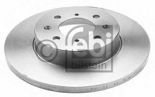 Тормозной диск FEBI BILSTEIN 17945 - изображение