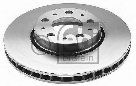 Тормозной диск FEBI BILSTEIN 18044 - изображение