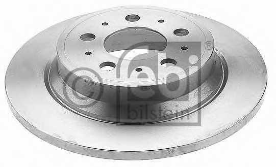 Тормозной диск FEBI BILSTEIN 18051 - изображение