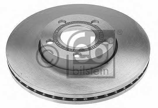 Тормозной диск FEBI BILSTEIN 18392 - изображение