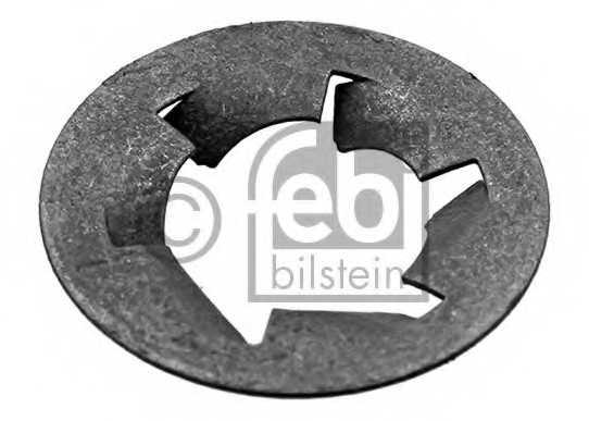 Болт, диск тормозного механизма FEBI BILSTEIN 18399 - изображение