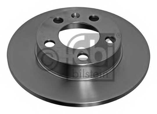Тормозной диск FEBI BILSTEIN 18488 - изображение
