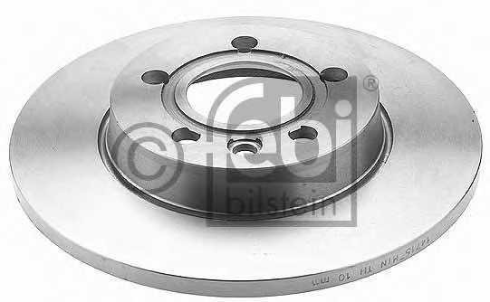 Тормозной диск FEBI BILSTEIN 18490 - изображение