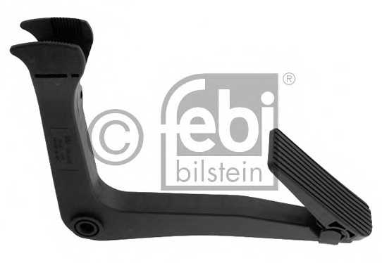 Педаль акселератора FEBI BILSTEIN 18540 - изображение