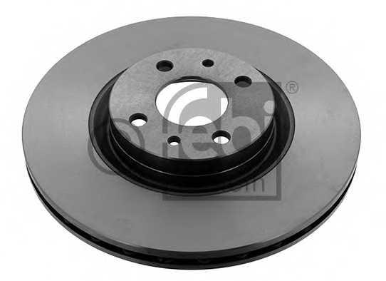 Тормозной диск FEBI BILSTEIN 18546 - изображение