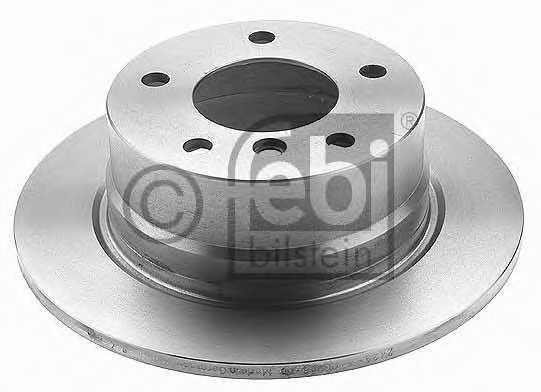 Тормозной диск FEBI BILSTEIN 18630 - изображение